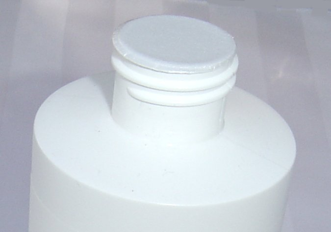 Emu oil seal cap bottle